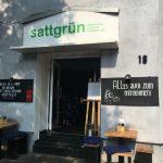 ヴィーガンレストランSattgrünはヘルシーでおすすめ!