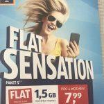 ドイツ格安SIMカード ALDI TALKがますますアップグレード 1.5GBで7.99ユーロぽっきり。