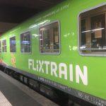Flix train(フリックストレイン)に乗ってみた!感想と10%お得に乗れる情報