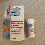 腸活&免疫アップで花粉症対策!ドイツで乳酸菌を買ってみた。