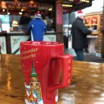 2018年ドルトムントのクリスマスカップ。クリスマスマーケット