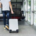 オーストリア航空の機内持ち込みの手荷物について(重さチェックされました!)