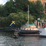 スウェーデンの旧紙幣を交換した方法