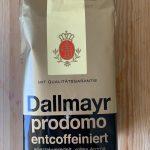 ドイツのデカフェ(カフェインレス)コーヒー