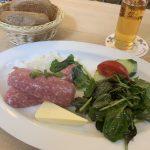 Mettwurst メット ドイツで生肉を食す